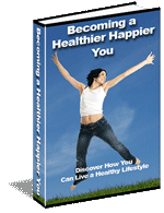 Becoming a healtier Happier You book cover